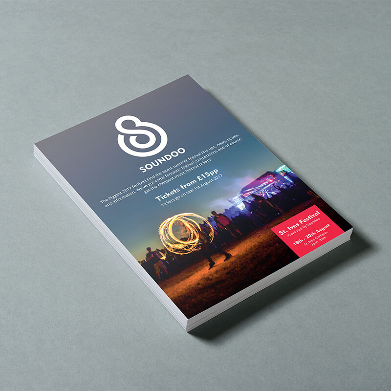 250GSM SILK FLYERS + MATT LAMINATED FRONT