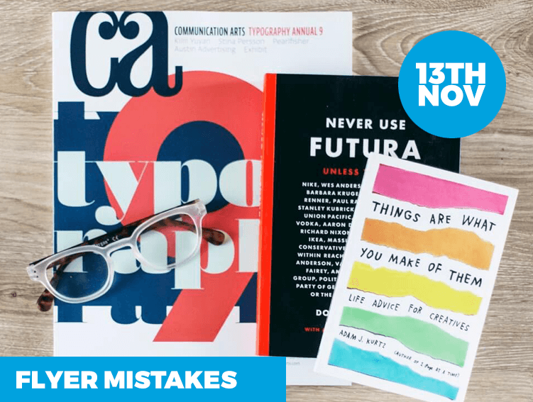 Flyer Mistakes