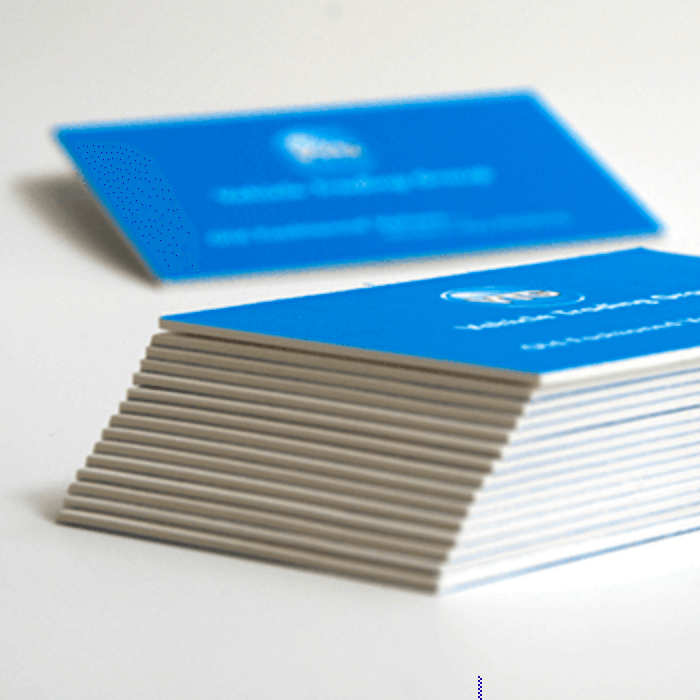 SUPER THICK BUSINESS CARDS