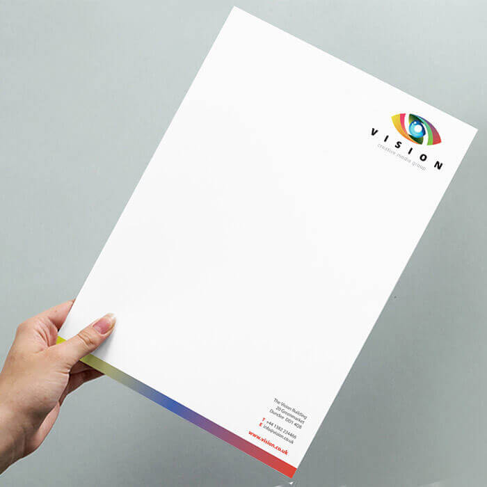POWER USER LETTERHEADS