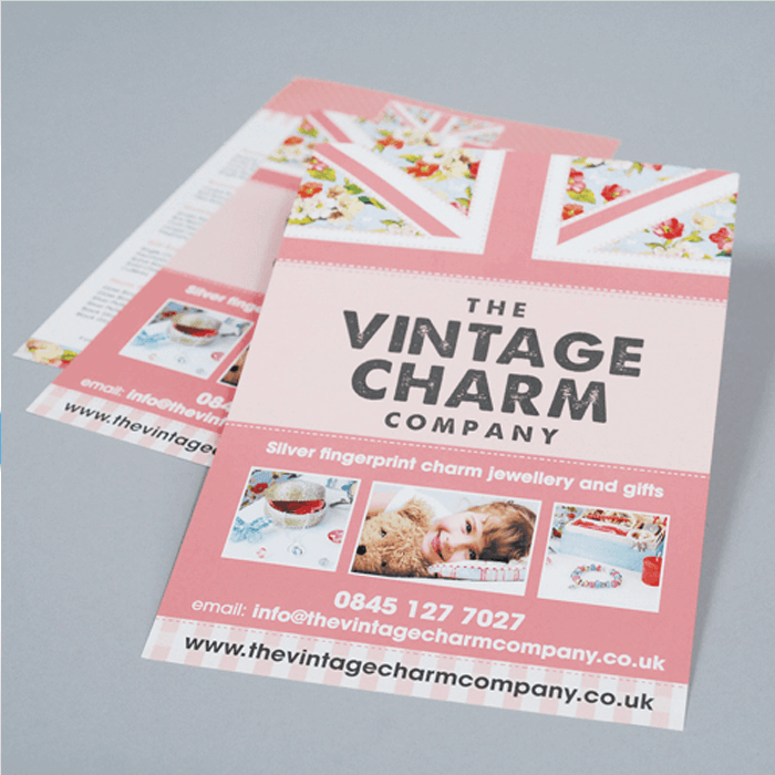 UNCOATED LEAFLETS