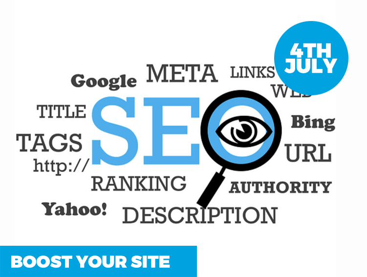 Boost your site